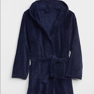 GAP Boys fleece robe.